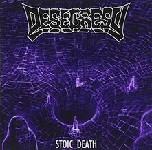 Stoic Death - CD Audio di Desecresy