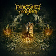 Man Made Hell - CD Audio di Fractured Insanity