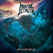Where Light Suffocates - CD Audio di Mortal Scepter