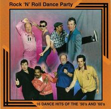 Rock N Roll Dance Party - CD Audio di Sha Na Na