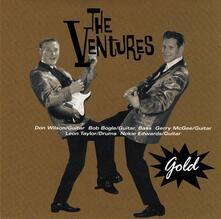 Gold - CD Audio di Ventures