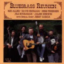 Bluegrass Reunion - CD Audio di Jerry Garcia,David Grisman