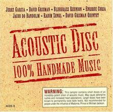 100% Handmade Music - CD Audio