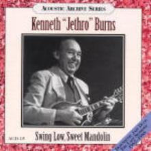 Swing Low, Sweet Mandolin - CD Audio di Kenneth Jethro Burns