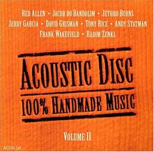 Acoustic Disc 100% vol.2 - CD Audio