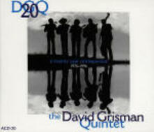 A Twenty Year Retrospective - CD Audio di David Grisman (Quintet)