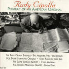 Portrait American Original - CD Audio di Rudy Cipolla