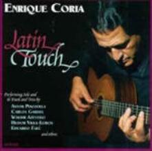 Latin Touch - CD Audio di Enrique Coria