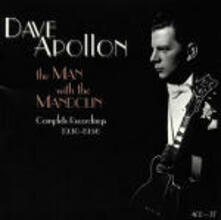 The Man with the Mandolin - CD Audio di Dave Apollon