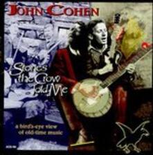 Stories the Crow Told Me - CD Audio di David Grisman,John Cohen