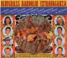 Bluegrass Mandolin Extravaganza - CD Audio