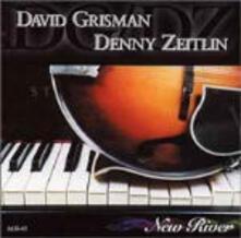 New River - CD Audio di Denny Zeitlin,David Grisman