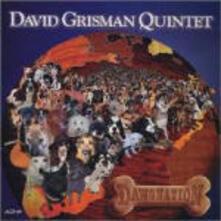 Dawgnation - CD Audio di David Grisman (Quintet)