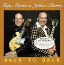Back to Back (+ Bonus cd) - CD Audio di Kenneth Jethro Burns,Tiny Moore