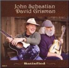Satisfied - CD Audio di David Grisman,John Sebastian