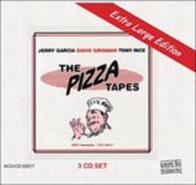 The Pizza Tapes - CD Audio di Jerry Garcia,David Grisman,Tony Rice