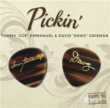Pickin' - CD Audio di David Grisman,Tommy Emmanuel