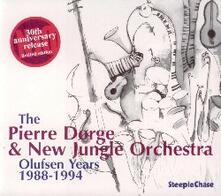 The Olufsen Years 1988-1994 (Limited Edition) - CD Audio di Pierre Dorge,New Jungle Orchestra