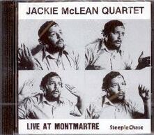 Live at Montmartre - CD Audio di Jackie McLean