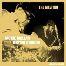 The Meeting vol.1 - CD Audio di Jackie McLean