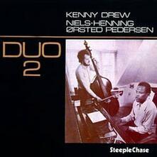 Duo vol.2 - CD Audio di Niels-Henning Orsted Pedersen,Kenny Drew