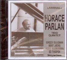 Arrival - CD Audio di Horace Parlan