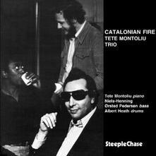 Catalonian Fire - CD Audio di Tete Montoliu