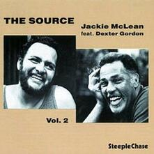 The Source vol.2 - CD Audio di Jackie McLean