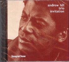 Invitation - CD Audio di Andrew Hill