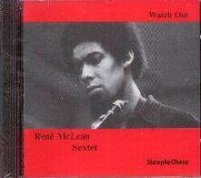 Watch Out - CD Audio di René McLean