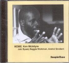Home - CD Audio di Ken McIntyre