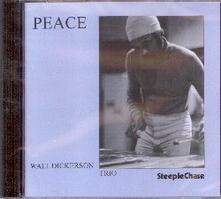 Peace - CD Audio di Walt Dickerson