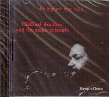 The Highest Mountain - CD Audio di Clifford Jordan,Magic Triangle