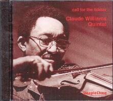 Call for the Fiddler - CD Audio di Claude Williams