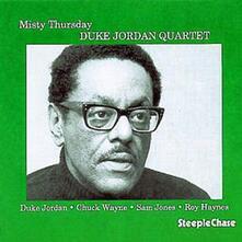 Misty Thursday - CD Audio di Duke Jordan