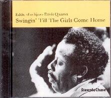Swingin' Till The Girls C - CD Audio di Eddie Lockjaw Davis