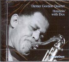 Bouncin' with Dex - CD Audio di Dexter Gordon