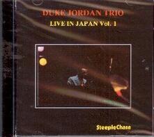 Live in Japan vol.1 - CD Audio di Duke Jordan
