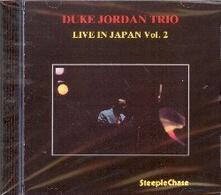 Live in Japan vol.2 - CD Audio di Duke Jordan