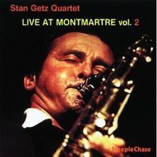 Live at Montmartre vol.2 - CD Audio di Stan Getz