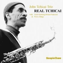 Real Tchicai - CD Audio di John Tchicai