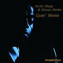 Going Home - CD Audio di Archie Shepp,Horace Parlan