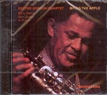 Biting the Apple - CD Audio di Dexter Gordon