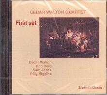 First Set - CD Audio di Cedar Walton