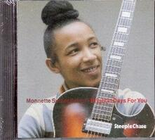 Brighter Days for You - CD Audio di Monnette Sudler