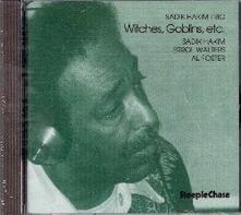 Witches, Goblins, Etc. - CD Audio di Sadik Hakim
