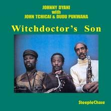 Witchdictor's Son - CD Audio di Johnny Dyani