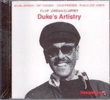 Duke's Artistry - CD Audio di Duke Jordan