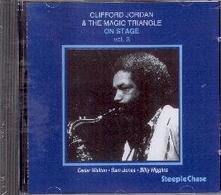 On Stage vol.3 - CD Audio di Clifford Jordan