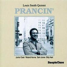 Prancin' - CD Audio di Louis Smith